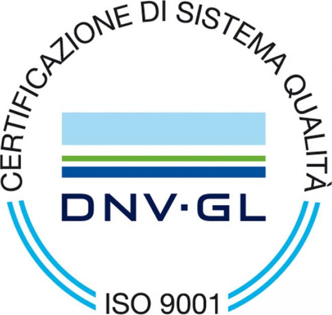 certificazione di sistema di qualita ISO9001
